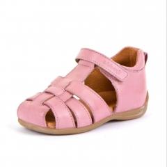 Froddo nahast sandaalid(KITSALE JALALE) s.18/19/20/21/22/23/25/27