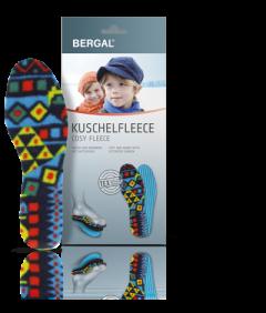 BERGAL kids COSY FLEECE s.22/23/24/27/28/29/30/31/32/33/34/35