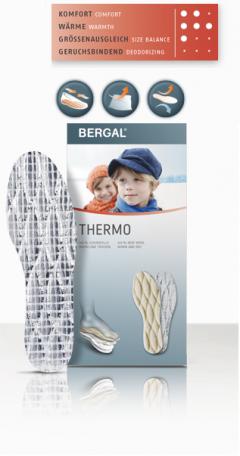 BERGAL laste sisetald THERMO VILL s.22/23/25/26/27/28/29/30/31/32/33/34/35