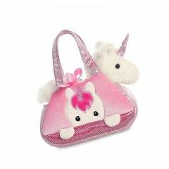 сумочка с единорожкой, размер 19*16